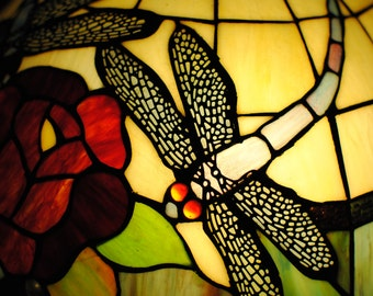 5x7 Photo // Tiffany Lamp // Other Sizes Available
