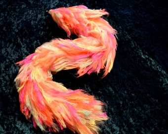Neon Yarn Tail