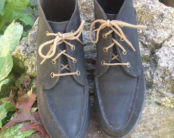 Black Nubuck TIMBERLAND Boots