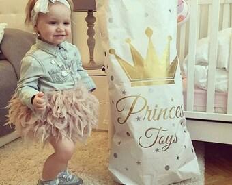 Kraft Storage Bag for Princess