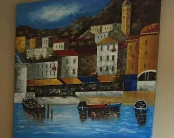 Waterfront Wall Art