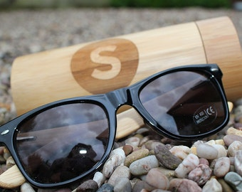 UV400 BAMBOO SUNGLASSES - Free Delivery, Free Bamboo Case,