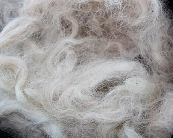 Raw Alpaca Fiber - 1lb
