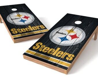 Pittsburgh Steelers Vintage Cornhole