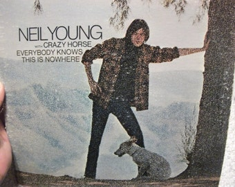 Neil Young Album Etsy