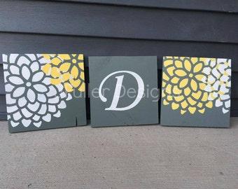 Trio Wall Signs - Custom