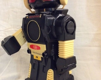 Omni the Toy Robot