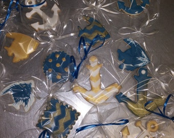 Decorated Sugar Cookies (1 dz)