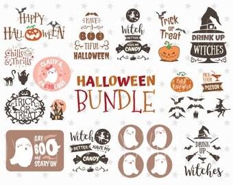 Halloween Bundle svg Halloween SVG Bundle Halloween SVG Halloween svg files svg bundle Halloween Svg Files Halloween Silhouette files cricut