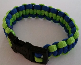 Paracord Bracelet Cobra  Customizable