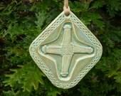 Copper Green St. Brigid's Cross