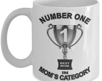 Unique Coffee Mug - Best Mom - Amazing Present Idea