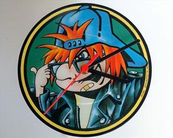 "Ugly Kid Joe - So Damn Cool 7"" Picture Disc Clock"