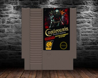 Castlevania Overflow of Darkness - Discover the Mystery of Castle Dracula Once Again - NES