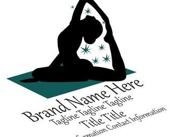 Inner Peace - OOAK Premade - Logo
