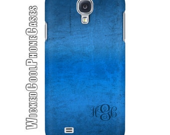 Blue, iPhone cases, Galaxy Cases, monogram iPhone case, iPhone 7/6s/6s Plus/6/6 Plus/5c/5s/5/SE cases, iphone cases custom, personalized
