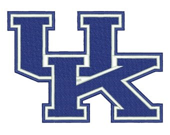9 Size Kentucky Wildcats Embroidery Design College Football Embroidery Designs Instant Download Machine Embroidery Designs PES