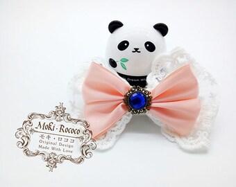 MokiRococo Pink Lolita Collar