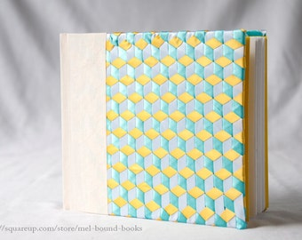 CLEARANCE Triaxial Ribbon Blank Journal
