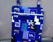 University of Kentucky Crosss Body Purse