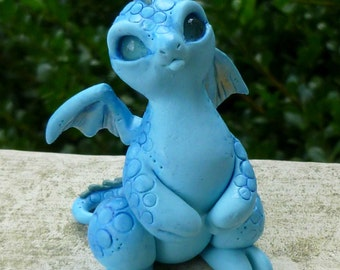 Aster - Myxie Dragon Pal Sculpture