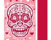 LoveSick - Sugarskull Valentines
