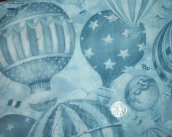 Hot Air Balloon Fabric Etsy