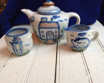 MA Hadley Tea Pot Set