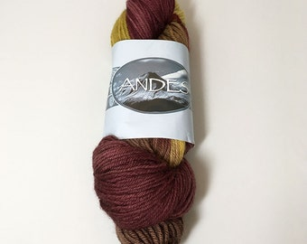 Destash - Ester Bitran Andes Yarn - Earth Tones