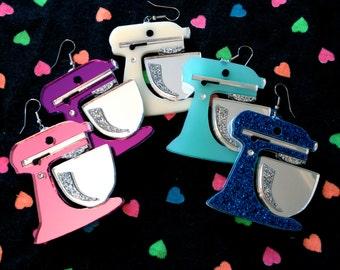 Kitchenaid Mixer Earrings