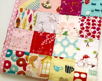 Baby Quilt - Girl