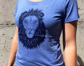Lion Ladies tee