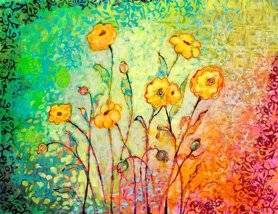 Rainbow Reflections - Fine Art Print by Jenlo