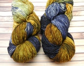 Wit Beyond Measure Id Squishy Singles Hand Dyed Yarn - In Stock