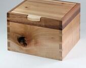 RESERVED for Daniel Trotta ONLY Custom Keepsake Box