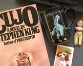 A Cujo Book Theme Curated Assemblage