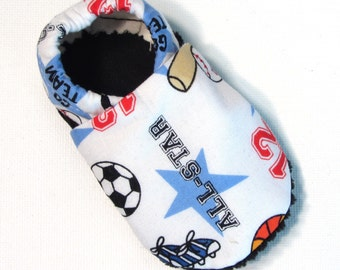 All-Star Soft Soled Baby Shoes 6-12 mo