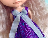 Dress for Blythe - Beautiful Batiks #5