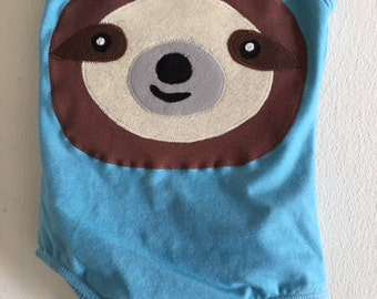 SLOTH LEOTARD - Sloth costume- Zootopia birthday - Zootopia Party - Zoo Birthday - Zoo Party
