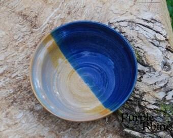Blue & Gold Bowl