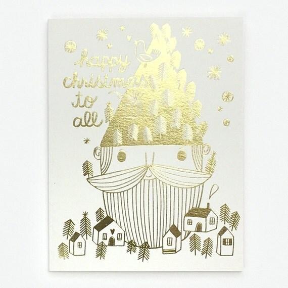 Saint Nick - Greeting Card