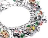 Realtor Jewelry, Home Sales, Real Estate Agent, Realtor Bracelet, Home Charm Bracelet, Personalized Realtor Bracelet