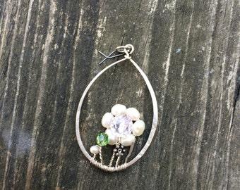 Flower Garden Pendant