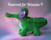 Gummy Plush Reserved for Brianna P
