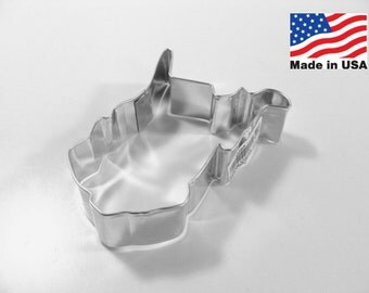 West Virginia State Cookie Cutter