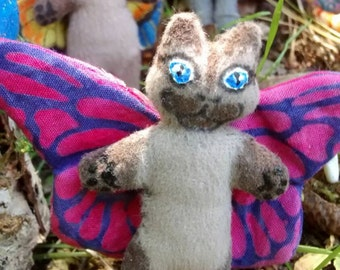 Celestial Cat Doll plush Siamese Totally Flealess Too Cute For Your Cuteness Collection Made By Tessimal