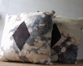MYSTIC DIAMOND cushion hand dyed