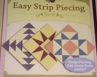 Jenny Haskin - Easy Strip Piecing - Software Program