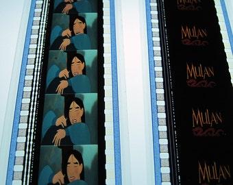 Mulan Recycled Bookmark Set of 2