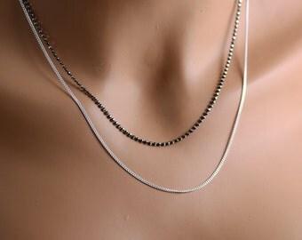 Chain Options for Imwomango Pendants